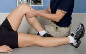 upper calf massage