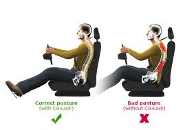 How to Adjust your Seating Position while Driving –  Part 1