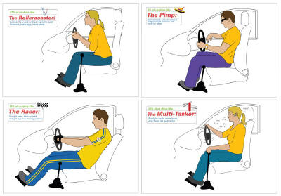 Cool How To Adjust Your Seating Position While Driving Part 1 Caraccident5 Cool Chair Designs And Ideas Caraccident5Info